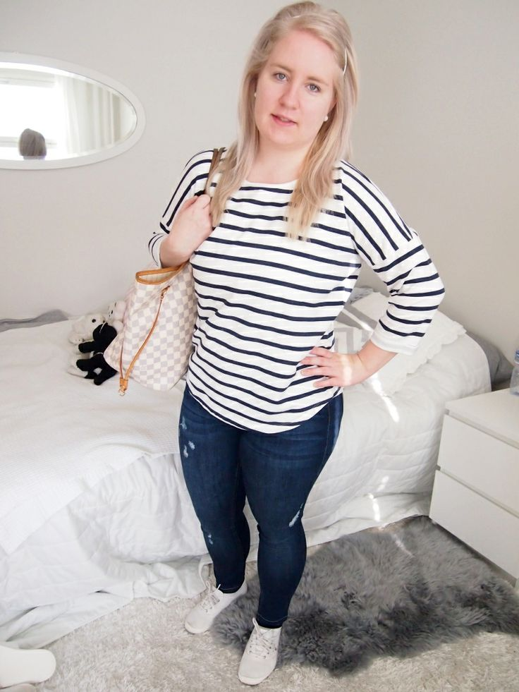 outfit,casual,stripes,louis vuitton