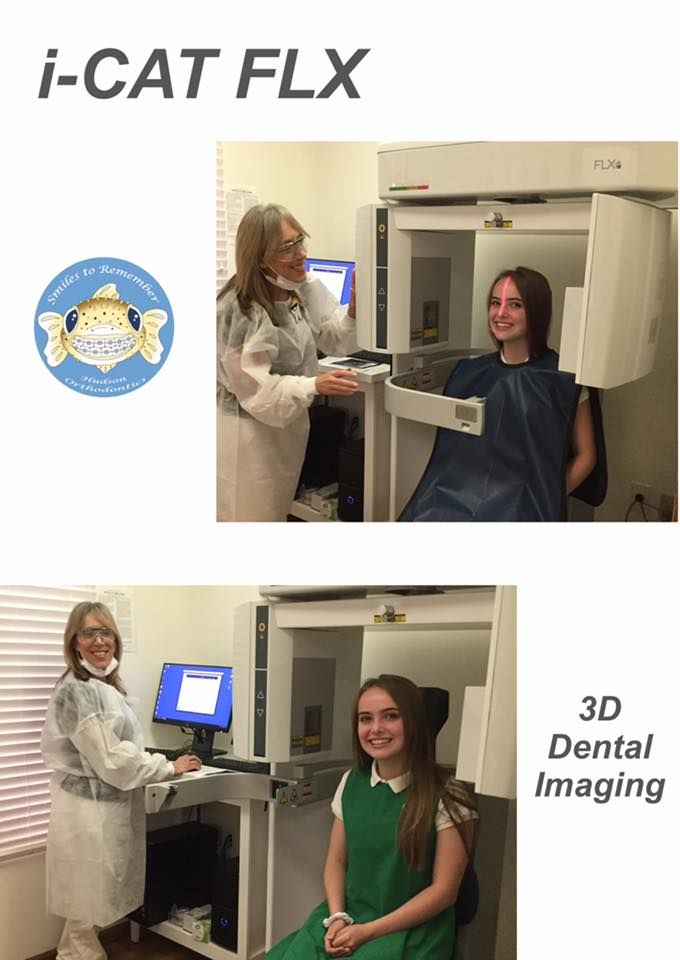 """Our i-CAT 3D Dental Imaging """"X-ray"""" machine has changed our practice. Our #RDA is taking a dental image on one of our patients and our practice is focused on making your #orthodontic experience as comfortable as possible. With our i-CAT machine we are using the most advanced dental technology imaginable. #iCAT #Xrays #iCATFLX #DentalImaging #3DDentalImaging #panoramic #panoramicxray #panorex #teeth #Braces #orthodontist #Glendale"""