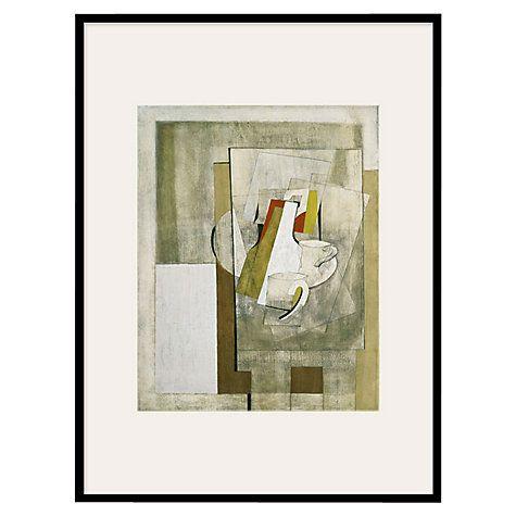 Tate, Ben Nicholson- Still Life 1945