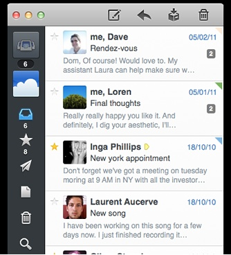 new email app for mac
