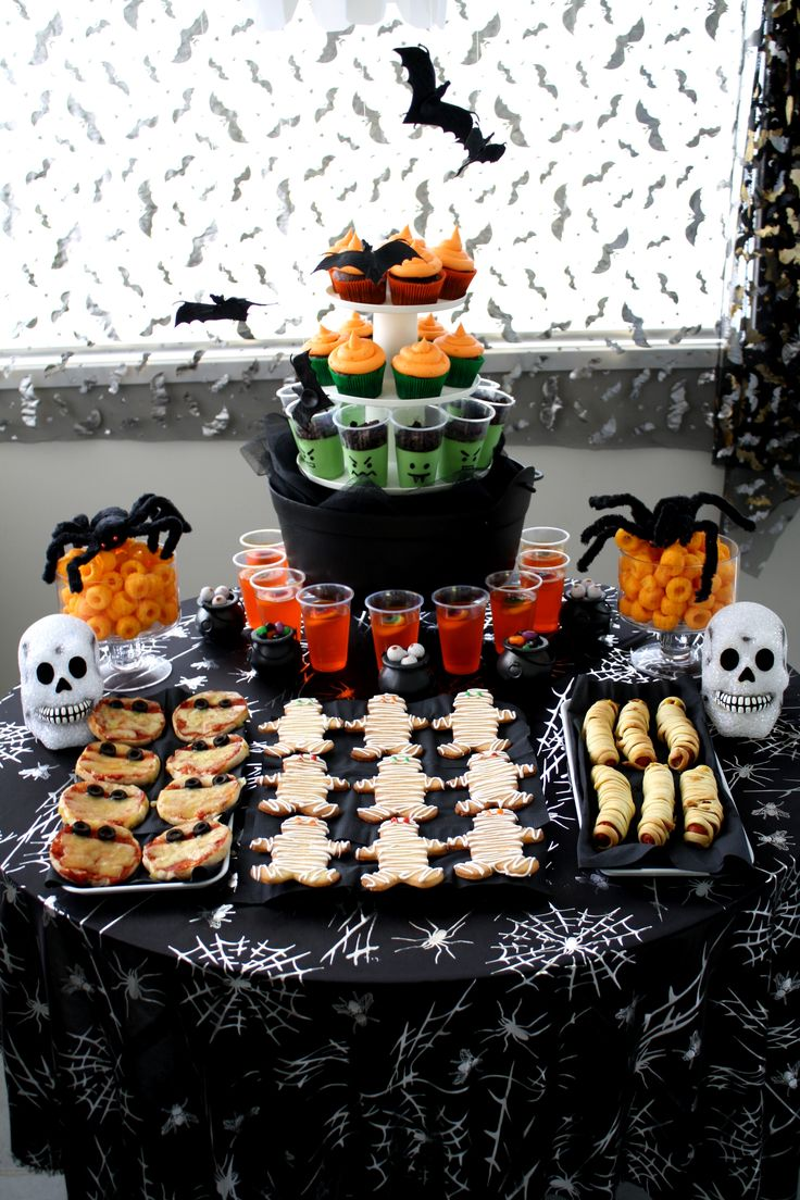 81 best Halloween Birthday Party Ideas images on Pinterest