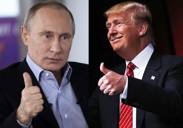 Дональд Трамп хочет отдать Украину своему новому другу Путину - СМИ  http://joinfo.ua/politic/1193125_Donald-Tramp-hochet-otdat-Ukrainu-svoemu-novomu.html