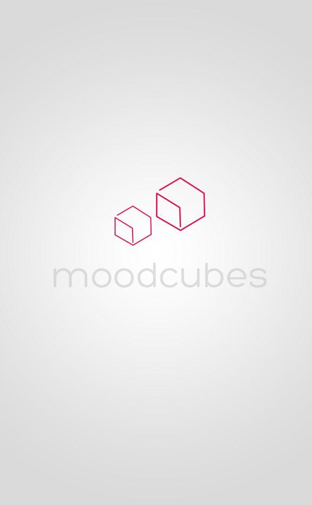 moodcubes - splashscreen