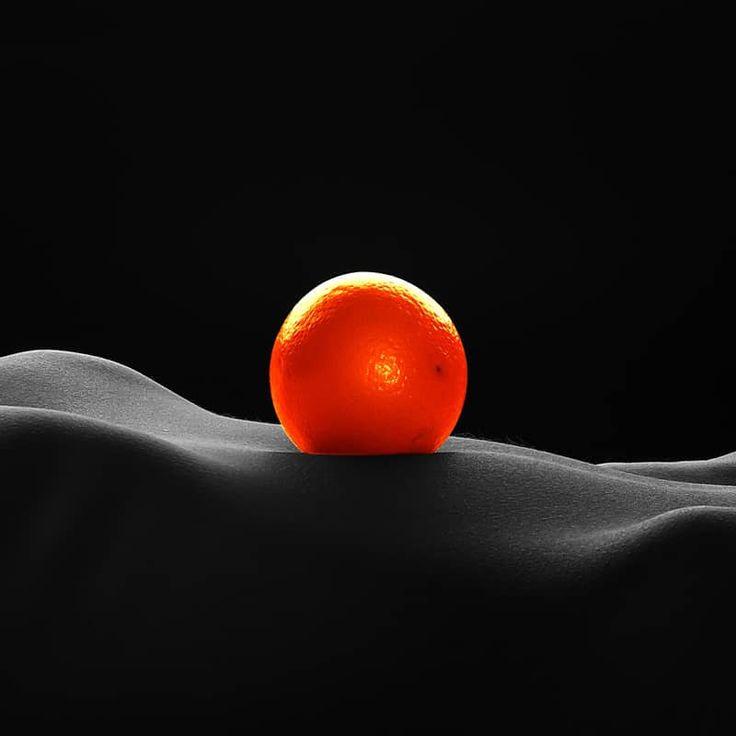 Orange woman #homedeco #forexprint