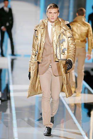 fd4c0b25a4 Dolce & Gabbana Fall 2007 Menswear Fashion Show   Dolce & Gabbana ...