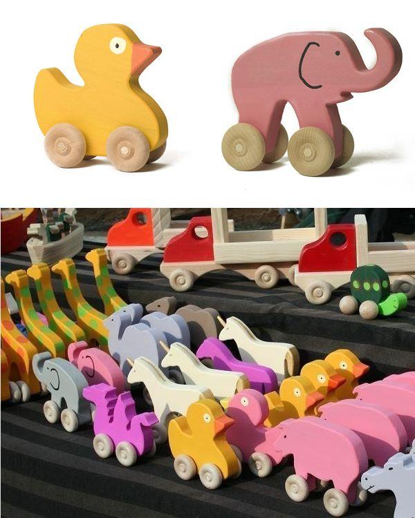 Homemade Wooden Toys for Boys | homemade wooden toys for children.