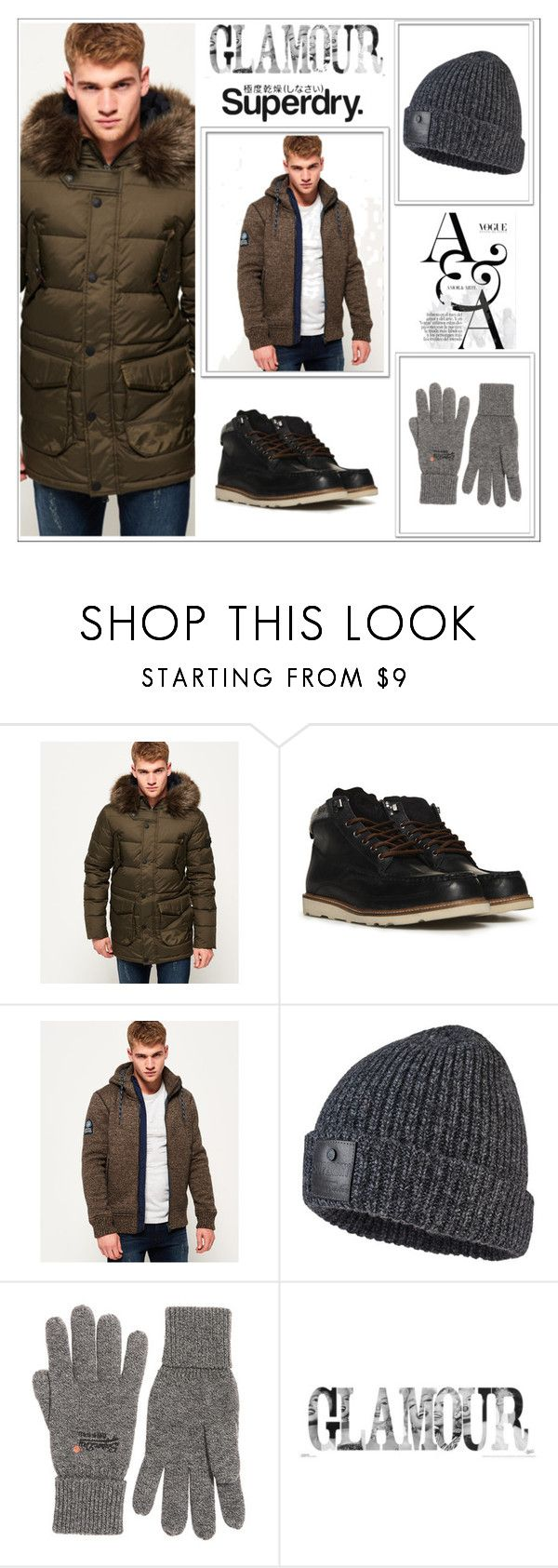 """""""Superdry"""" by melle-lee ❤ liked on Polyvore featuring Superdry, men's fashion, menswear and MySuperdry"""