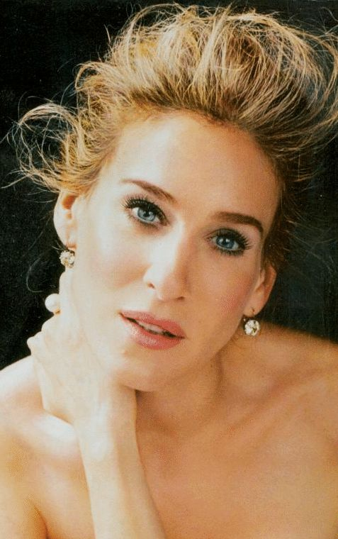 Sarah Jessica Parker - She has been such a monumental figure in almost every young woman's life...who wouldn't want to be Carrie Bradshaw for a day!!!