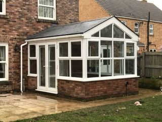 Solid roof finished this week in Waddingham. #highsealmanufacturing #highseal #highsealfsg #doors #NorthLincolnshire #roofs #conservatories