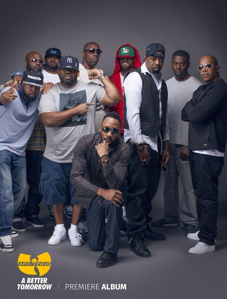 Album A better Tomorrow Wu Tang Clan