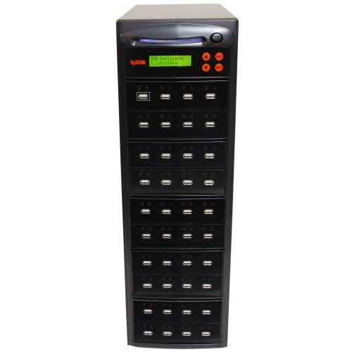 Systor 1 to 39 Multiple USB Thumb Drive Duplicator / USB Flash Card Copier (USBD-39)