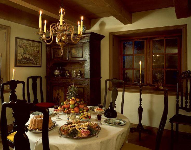 Photo: Paul Rocheleau | The Colonial Home | Pinterest