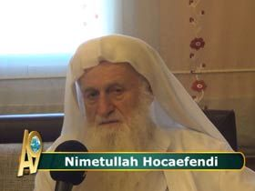 Nimetullah Hocaefendi Video