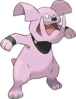 Granbull Is A Normal Type Pokmon Introduced In Generation 2 It Known As The