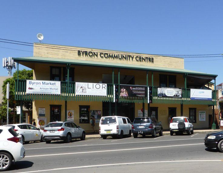 Byron Bay NSW.