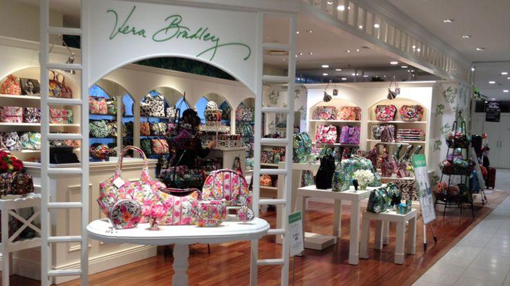 Vera Bradley stores | Vera Bradley, 2012 Marui Yokohama