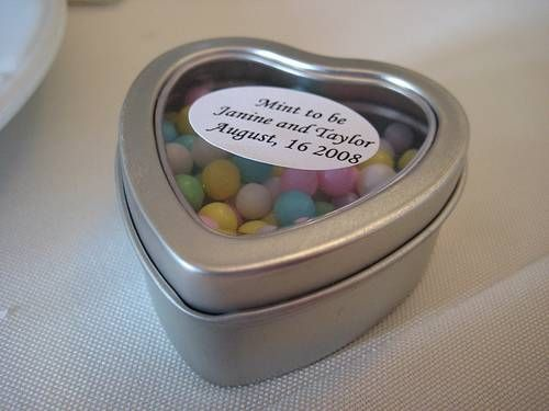 How to make Homemade Wedding Mints