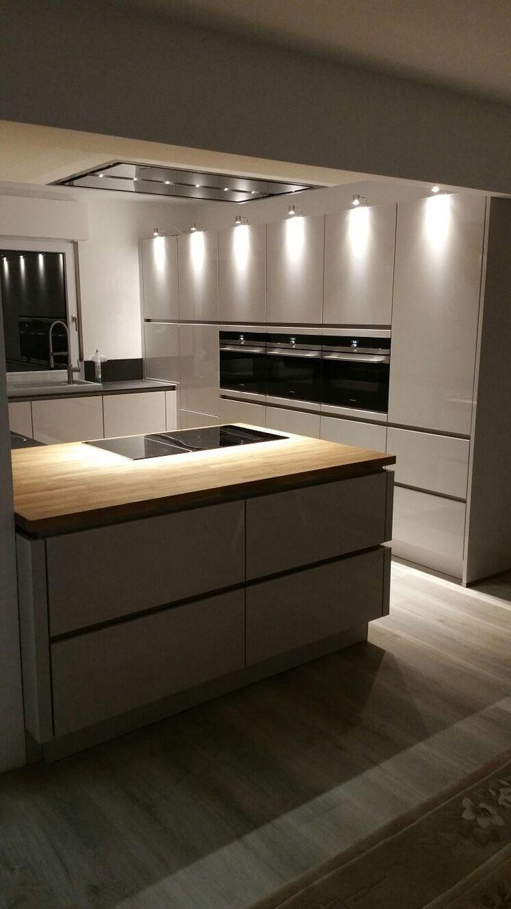 Beleuchtung - #Beleuchtung #kochinsel | Wohnung küche, Haus ...