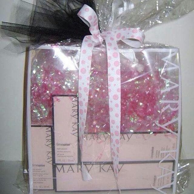 Кто собирал подарочные наборы мэри кэй