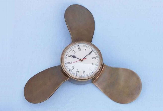 how to make a small propeller at home