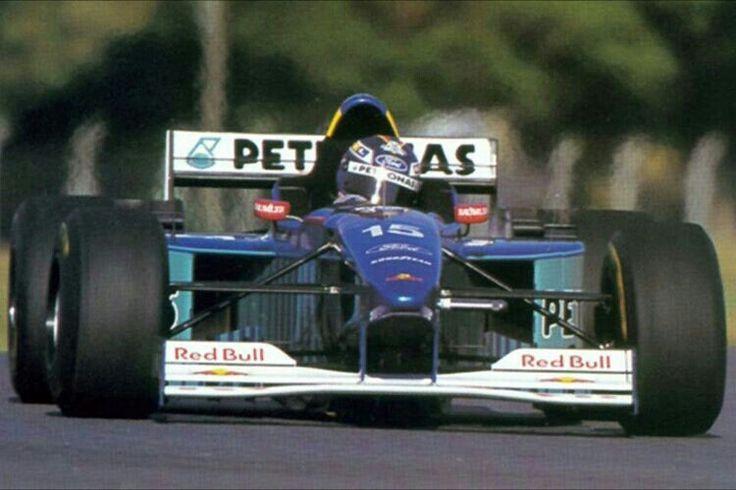 Red Bull Sauber Ford                 No.15 Heinz-Harald FRENTZEN SAUBER C15 Ford Cosworth Zetec-R NA3.0L V10 Goodyear