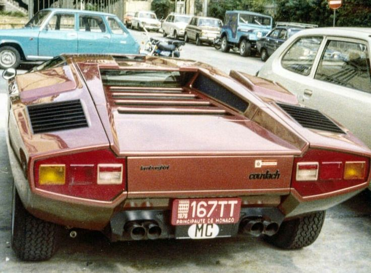 Best Countach The Roots Of Supercar Images On Pinterest