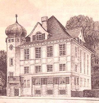Blaukreuzhaus, Rosenstr. 5 - Winterthur  Rittmeyer/Furrer 1911