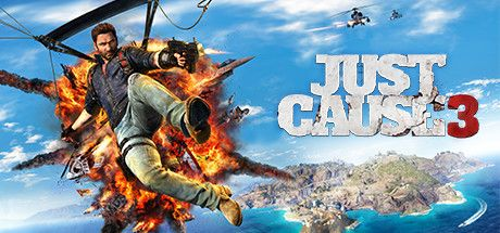 Just Cause™ 3 a Steamen
