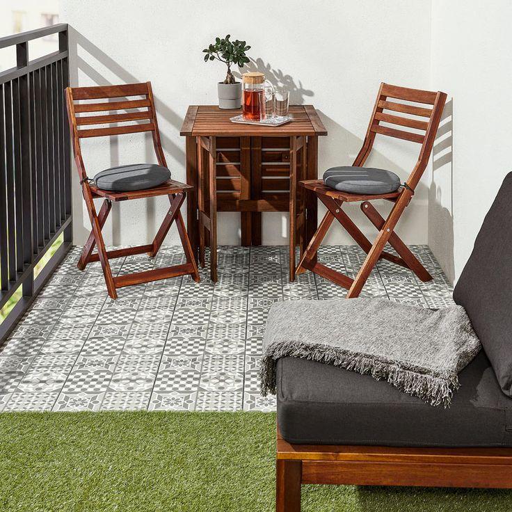 Arredare il terrazzo con Ikea! 15 ispirazioni per il 2020 ...
