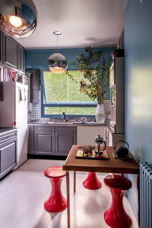 Haus U0026 Garten » 65 Ideen Für Farbgestaltung Der Wohnung Je Nach Charakter  #charakter #