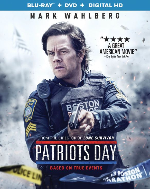 Patriots Day [Blu-ray] [2 Discs] [2016] in 2019 | DVD Collection