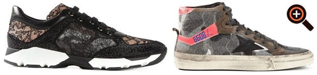 Sneaker Damen – Gucci, Balenciaga, MCM, Margiela, Puma, Adidas, Lacoste