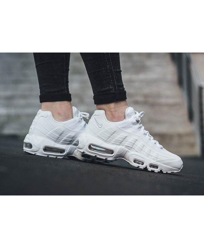 e479236053f Nike Air Max 95 Og White Pure Platinum