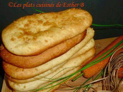Les plats cuisinés de Esther B: Beignets plats à la MAP