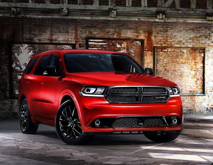 2014 Dodge Durango R/T Blacktop