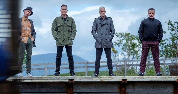 T2: Trainspotting 2 Trailer Brings the Old Gang Back Together -- Ewan McGregor, Ewen Bremner, Jonny Lee Miller and Robert Carlyle reprise their roles from the original classic in the sequel T2: Trainspotting 2. -- http://movieweb.com/t2-trainspotting-2-trailer/