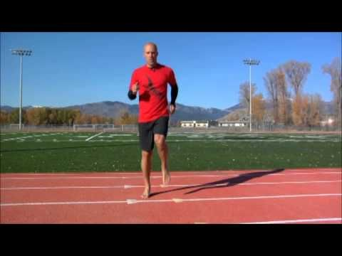 Born To Run Coach Eric Orton: Foot Strike and Knee Drive - YouTube -Proper Running Technique