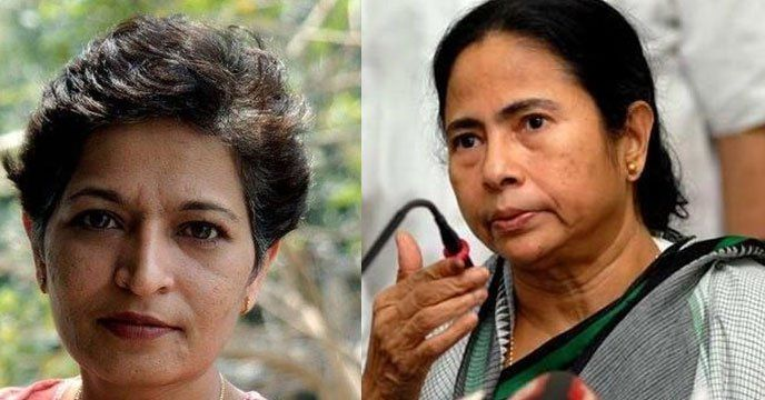 """Kolkata: The West Bengal Chief Minister Mamata Banerjee on Wednesday condemned the killing of journalist Gauri Lankesh in Bengaluru and described it as """"sad and very alarming"""". She said this at an event here. Banerjee had condemned the incident on Twitter last night..."""