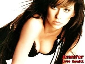 "Photos of Jennifer Love Hewitt, one of the hottest girls in entertainment. Jennifer Love Hewitt started her career known only as Jennifer Love in the show ""Kids Inc"" on the Disney Channel. She was also doing music at a young age. Hewitt really came into her own in the Fox show ""Party..."