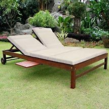 Double chaise lounge walmart woodworking projects plans for Braddock heights chaise lounge