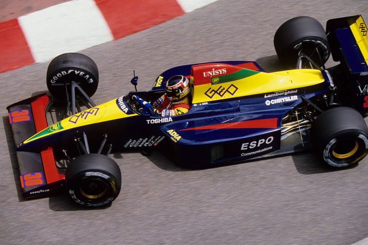 Image result for 1990 larrousse