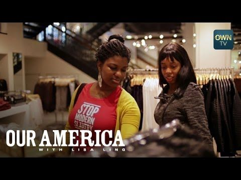 Former Sex Trafficking Victim Thrives | Our America with Lisa Ling | Opr...