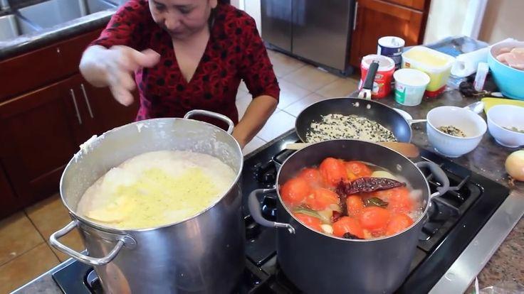 Tamales Guatemaltecos