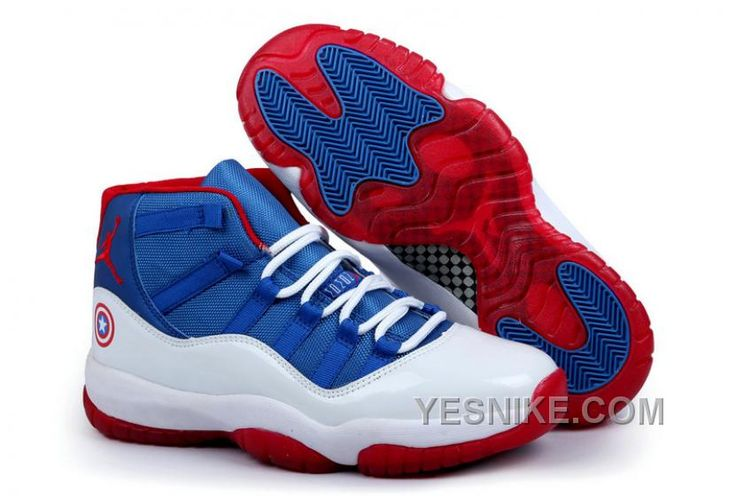 http://www.yesnike.com/big-discount-66-off-captain-american-air-jordan-11-for-sale.html BIG DISCOUNT! 66% OFF! CAPTAIN AMERICAN AIR JORDAN 11 FOR SALE Only 89.12€ , Free Shipping!