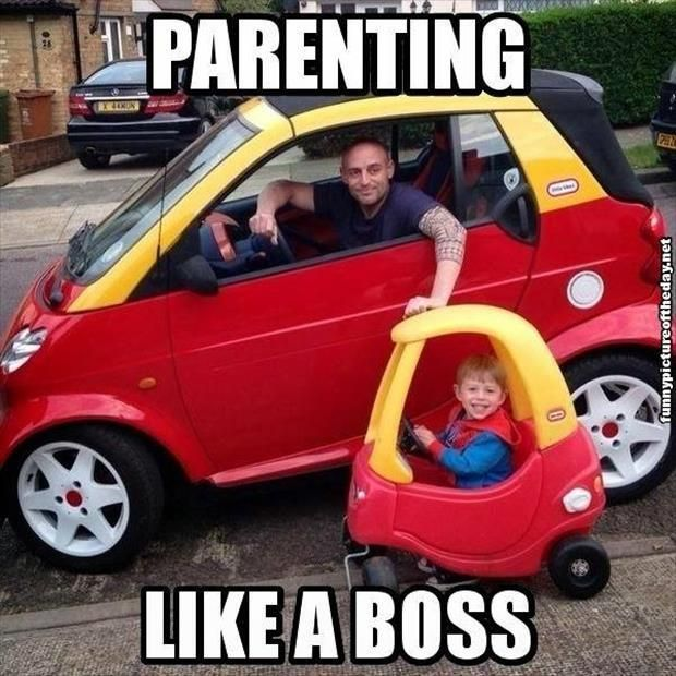 The ONLY way you would find me in a Smart car. That's too funny!