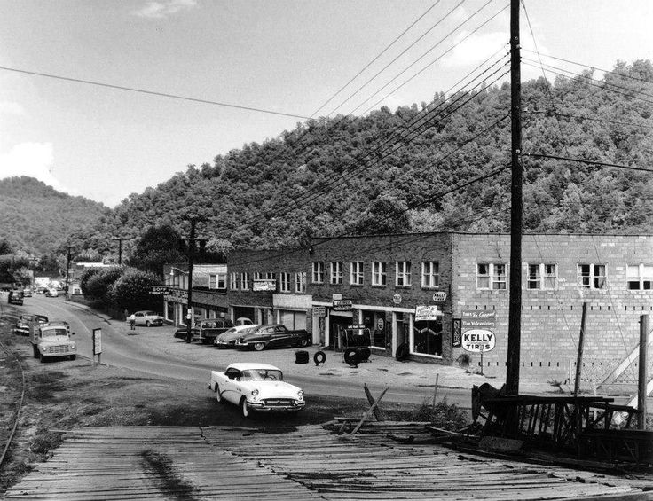 Pikeville , KY 1955  COMCWV TEK | *My Old Kentucky Home | Pinterest |  Kentucky And Appalachian Mountains