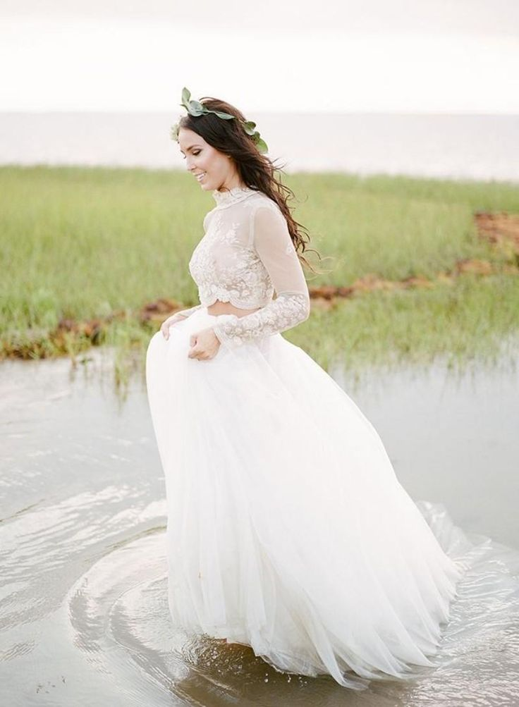 17 best images about wedding on pinterest 2015 wedding for Affordable non traditional wedding dresses