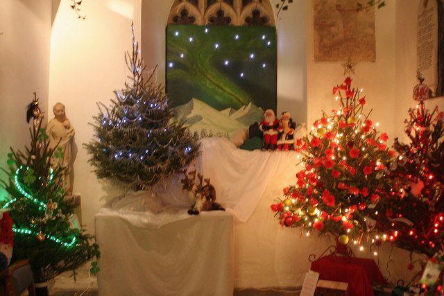 Christmas festival history - 5 PHOTO!