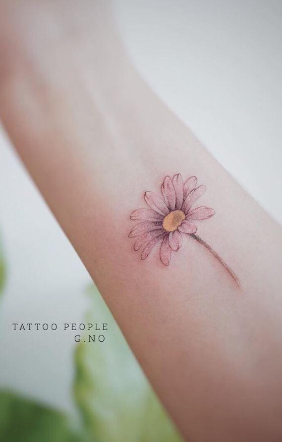 40 Fantastic Pastel Tattoos from Amazing Tattoo Artist G. No - Doozy List