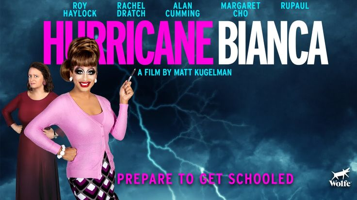 Fresh LGBT Movie Tip: Hurricane Bianca